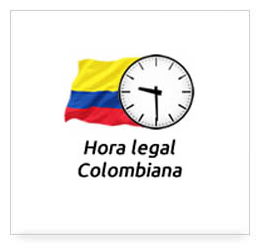 Logo Hora Legal Colombiana